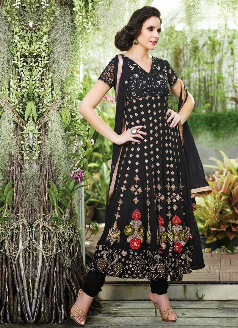 Attractive Cord Enhanced Party Wear Suit