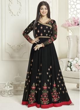 Auspicious Ayesha Takia Designer Ankle Length Anarkali Suit