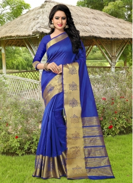 Awe Thread Work Classic Saree