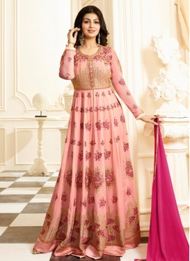 Awesome Ayesha Takia Kalidar Suit For Festival