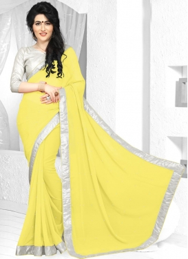 Awesome  Contemporary Style Saree