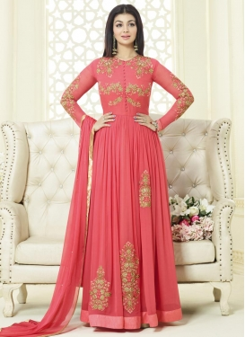 Ayesha Takia Booti Work Trendy Salwar Kameez
