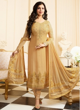 Ayesha Takia Designer Pakistani Salwar Suit For Festival