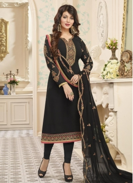 Ayesha Takia Embroidered Work Salwar Kameez