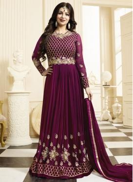 Ayesha Takia Faux Georgette Designer  Salwar Kameez