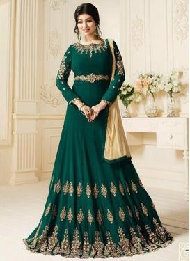 Ayesha Takia Faux Georgette Floor Length Salwar Kameez