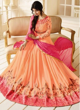 Ayesha Takia Faux Georgette Long Length Salwar Suit