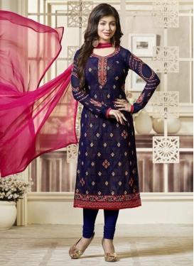 Ayesha Takia Faux Georgette Pakistani Salwar Suit