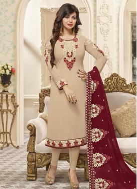 Ayesha Takia Faux Georgette Trendy Salwar Suit