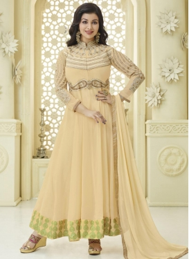 Ayesha Takia Long Length Anarkali Salwar Suit For Ceremonial