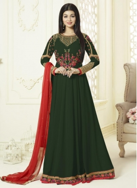 Ayesha Takia Long Length Anarkali Suit