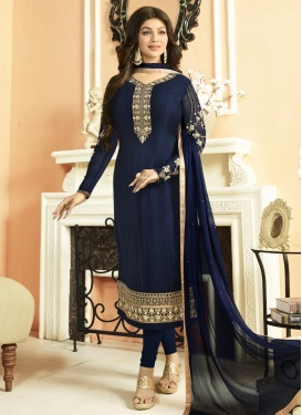 Ayesha Takia Long Length Pakistani Suit