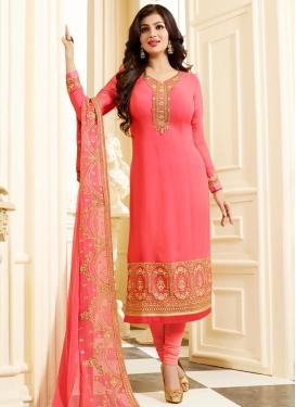 Ayesha Takia Pakistani Salwar Suit
