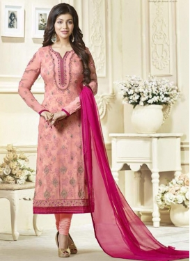 Ayesha Takia Pakistani Straight Salwar Suit For Ceremonial