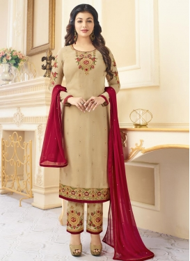 Ayesha Takia Pant Style Designer Salwar Kameez For Festival