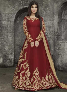 Ayesha Takia Trendy Designer Salwar Suit For Festival