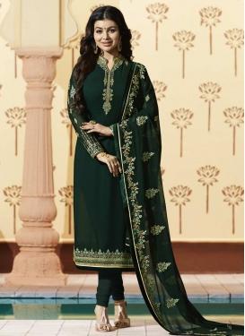 Ayesha Takia Trendy Pakistani Salwar Kameez For Ceremonial