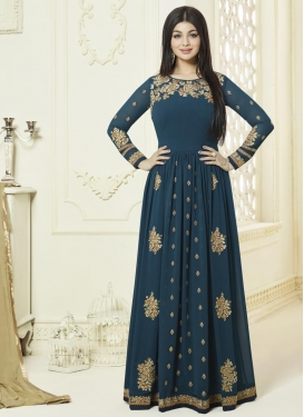 Ayesha Takia Trendy Salwar Suit For Festival