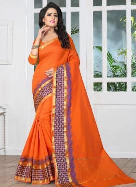 Banarasi Silk Classic Saree For Ceremonial