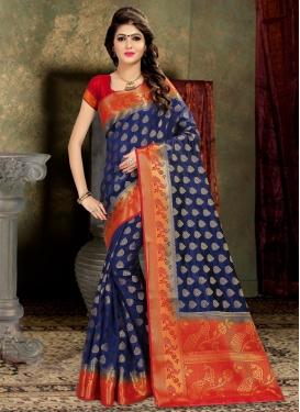 Banarasi Silk Traditional Saree