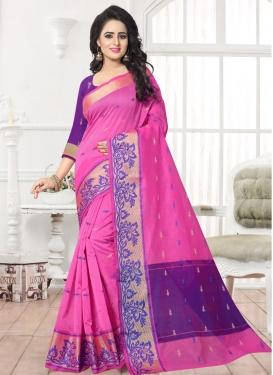 Banarasi Silk Trendy Saree
