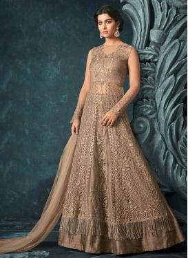 Banglori Silk Designer Kameez Style Lehenga