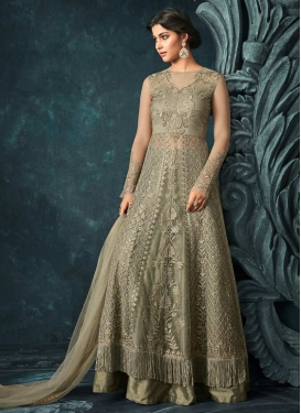 Banglori Silk Kameez Style Lehenga