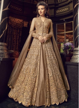 Banglori Silk Kameez Style Lehenga For Party