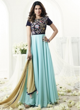 Banglori Silk Long Length Salwar Kameez