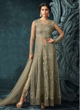 Banglori Silk Pant Style Classic Salwar Suit For Ceremonial