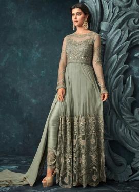 Banglori Silk Pant Style Salwar Kameez