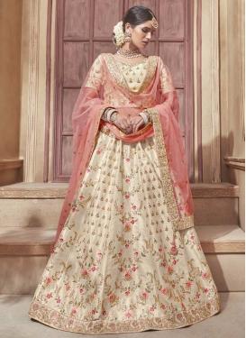 Banglori Silk Trendy Lehenga