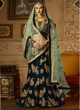 Beguiling Trendy Lehenga For Bridal