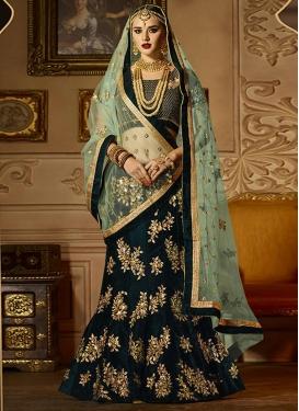 Beguiling Trendy Lehenga For Bridal