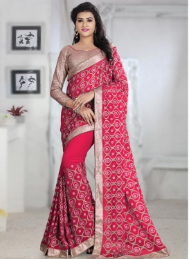 Best Contemporary Saree