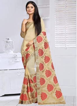 Best Contemporary Style Saree For Festival