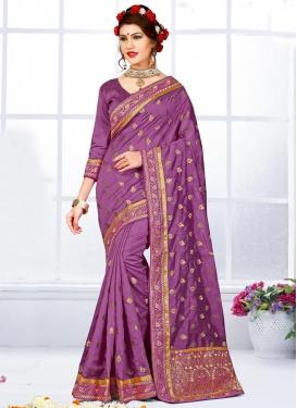 Bhagalpuri Silk Trendy Classic Saree