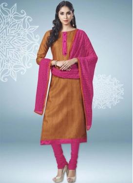 Bhagalpuri Silk  Trendy Salwar Suit