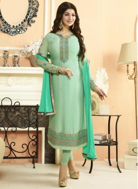 Brasso Georgette Ayesha Takia Long Length Pakistani Salwar Suit For Festival