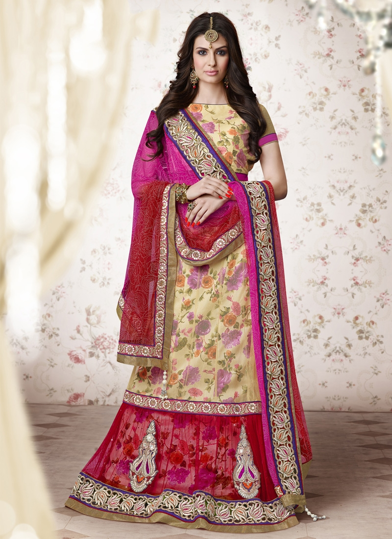 Brilliant Patch Border Work Designer Lehenga Choli