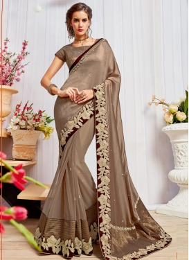 Capricious  Contemporary Saree