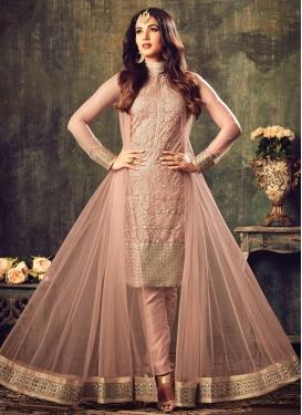 Catchy  Pant Style Designer Salwar Suit