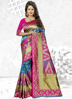 Charming  Contemporary Style Saree