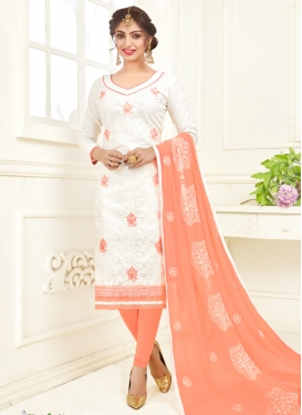 Churidar Salwar Kameez For Casual