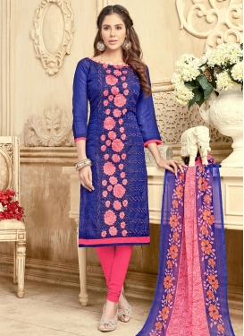 Churidar Salwar Kameez For Ceremonial