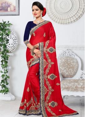 Classic Saree For Ceremonial