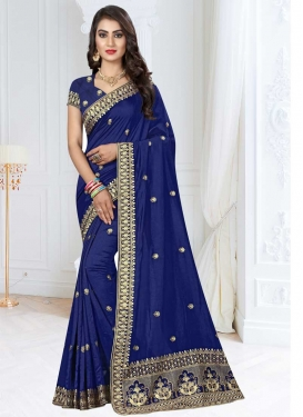 Classic Saree For Ceremonial