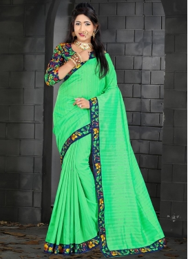 Contemporary Saree For Casual