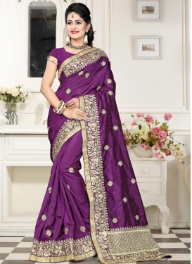 Contemporary Saree For Ceremonial
