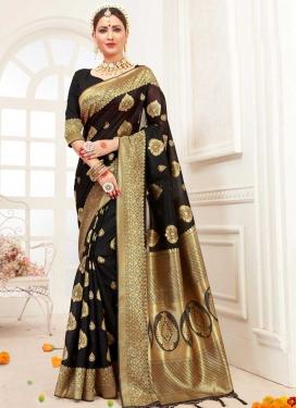 Contemporary Saree For Ceremonial
